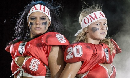 $19 to See a Lingerie Football League Game at Ralston Arena on August 9 at 8 p.m. ($36.50 Value)
