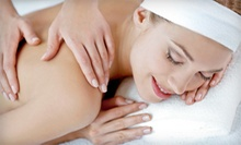 One, Two, or Three Massages or One Massage and Hydrating or Detox Wrap at Spa Renee at Southern Exposure (Up to 63% Off)