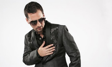 Jon B at the Historic Bal Theatre on Friday, October 3, at 7 p.m. or 10 p.m. (Up to 53% Off)