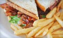 American Dinner Cuisine for Two or Four at Dominicks Family Restaurant (52% Off)