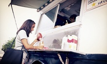 Festival with Samples for One or Two at Milwaukee Food Truck Tasting on June 16 at 10:30 a.m. (Up to 55% Off)