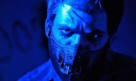 Admission for Two or Four to Apocalypse Haunted Attraction (Up to 50% Off). 10 Dates Available.