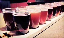 10 or 20 Beer Samples at The Hideout Brewing Company (Up to 63% Off). Five Options Available.