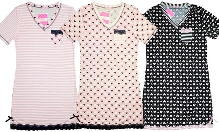 Women's Plus-Size Nightshirts