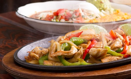 Mexican Food at Tacos & Tequila Cantina Grill (Up to 47% Off). Two Options Available.