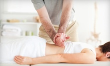 Postural Analysis and Treatment Regimen or Massage at The Posture Clinic (Up to 84% Off)
