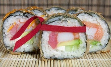 Japanese Cuisine at Sus Hi (Half Off). Two Options Available.
