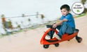 Lil' Rider Wiggle Ride-On Car... for $37.99