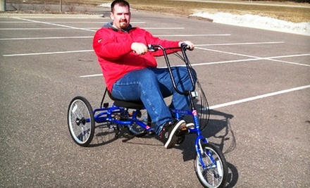 Recumbent-Trike or Segway Rental from All American Segway (Up to 53% Off). Four Options Available.