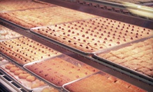 $6 for $12 Worth of Baked Goods at Golden Bakery
