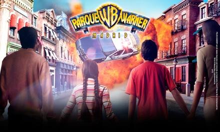 Parque Warner Madrid: entrada de 2 dias para o parque temático da Warner Bros. por 20,95€