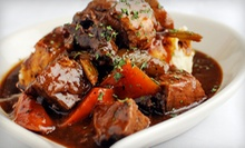 Comfort-Food Dinner for Two or Four at Skillets Café (Up to 54% Off)