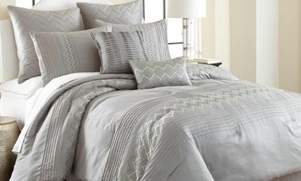 Eight-Piece Comforter Set