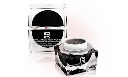 Brilliance New York Diamond Peptide Magnetic Exfoliating Mask; 1.69 fl. oz.