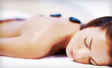 60- or 90-Minute Hot-Stone Massage at My Intuitive Touch Massage (Up to 55% Off)