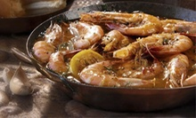 Cajun Cuisine at Big Easy Cafe (Half Off). Two Options Available.