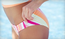 One or Three Brazilian Waxes from Patricia at Symmetricut Salon (Up to 58% Off)