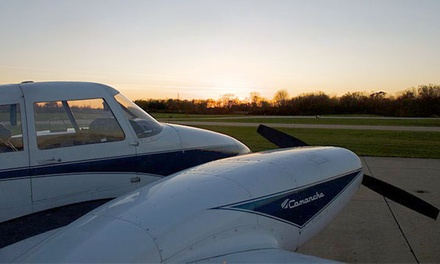 Flight Lessons at Great Lakes Air Ventures in Charlotte (Up to 53% Off). Three Options Available.
