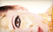 24-Karat Gold Facial with Optional Neck and Décolletage Treatment at NVE Institute (Half Off)