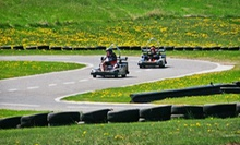 C$39 for 24 Go-Kart Laps Around the Track and Two Games of Mini-Golf at Karters' Korner (Up to C$96 Value)