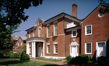 Visit for Two or Four, or Membership for One or a Household at Dumbarton House (Up to 53% Off)
