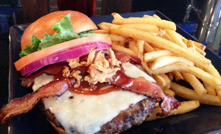 Gastropub Cuisine at Shaw&#x27;s Tavern (Half Off). Two Options Available. 