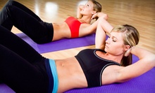 One or Three Months of Unlimited Boot-Camp Classes at Fitness Heights International (Up to 85% Off)