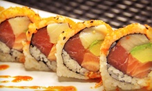 $20 for $40 Worth of Chinese Food and Sushi for Dinner at Chinois Chinois