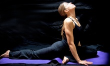 10 or 20 Yoga Classes at Innerlight Yoga and Wellness (Up to 77% Off)