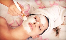 One or Two Vitamin C, European, or Acne Facials at FM Hair Studio (Up to 67% Off)