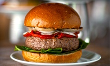 Gourmet Sliders, Craft-Beer Samples, and Brownies for One or Two at Poshburger Bistro (Up to 66% Off)
