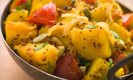 Indian Cuisine at Tasty Curry (Up to 53% Off). Two Options Available. 