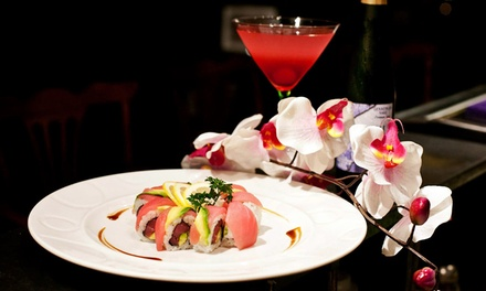 Sushi and Japanese Food for Two at Mijuri Sushi Bar & Grill. Two Options Available.