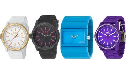 Relógio feminino Edc By Esprit disponível em 5 modelos diferentes desde 26,99€