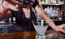 40-Hour Bartending Course with an Option for a Professional Mixing Kit at 123 Bartending (Up to 58% Off)