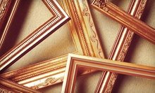 $39 for $100 Worth of Custom Framing or Two Painting Classes at Accent Framing & Gallery