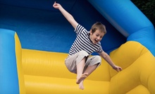 Open-Jump Session for Two, Four, or Six at Happenings Family Fun Center (Up to 57% Off)