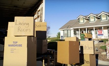 Two, Three, or Four Hours of Moving Services from My Universal Movers (Up to 62% Off)