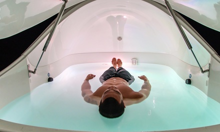 One or Two 90-Minute Floatation Sessions at FloatLife (49% Off)
