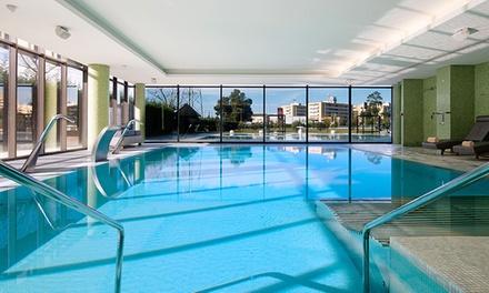 Meliá Braga Hotel & Spa 5*: 1 noite para dois em quarto duplo superior com tratamento VIP e acesso ao spa por 99€