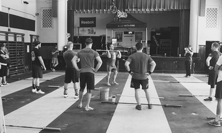 One, Two, or Three Months of CrossFit with Personal Training at Comanche CrossFit (Up to 86% Off)