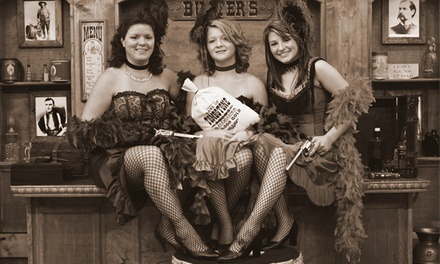 """$20 for a Photo Shoot with a Sitting Fee and an 8""""x10"""" Print at Buster's Old Time Photos ($70 Value)"""