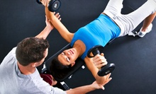 Two or Four Personal-Training Sessions, or Two Semiprivate Training Sessions at Law Payne Fitness (Up to 81% Off)