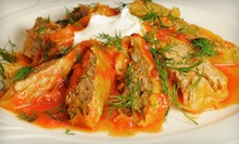 $15 for $30 Worth of Modern European and Romanian Food at Little Bucharest Bistro