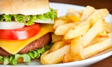 $10 for $20 Worth of Casual Grill Food and Drinks at Maxwell McCoys Eatery