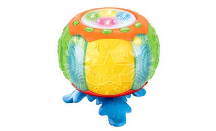 Smartots Light-Up Musical Pumpkin Drum