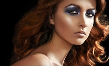 Makeup Application for One or Two at iheartcocomarie.com Makeup & Earrings (Up to 58% Off)