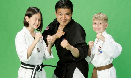 6 or 12 Martial Arts Classes with a Uniform, or a Birthday Party at Lee Brothers Academy (Up to 82% Off)