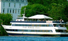 Sunday Brunch or Wednesday Lunch Cruise for Two from Lady Katharine Cruises (51% Off)