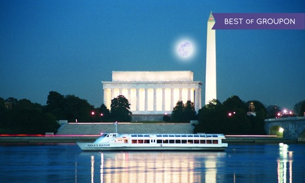 Dinner Cruise for Two or Four or Lunch Cruise for Two from Dandy Restaurant Cruises (Up to 54% Off)